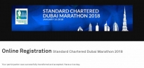 Dubai 2018 Registration